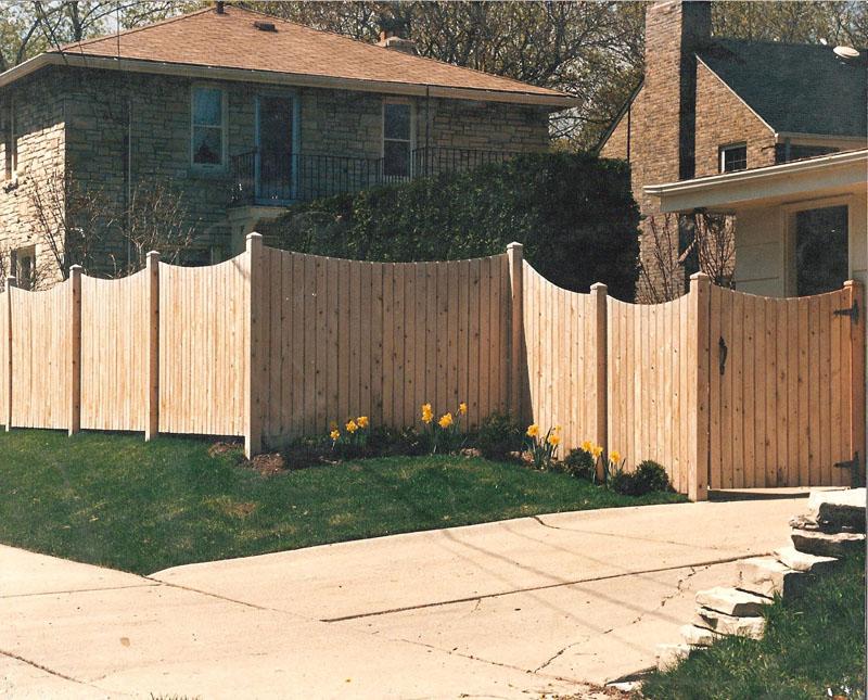 Premium Cedar Fence Contractor In Milwaukee Wi Area Since